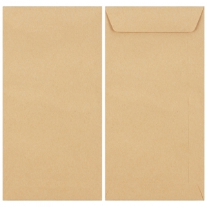 Croxley DLE Tropical Seal Manila Envelope - 500 Pack