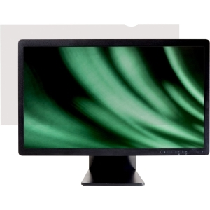 3M Privacy Filter for 23.8inch Widescreen Desktop LCD Monitor - Black, Matte