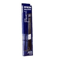 Epson S015020 Black Fabric Ribbon Cartridge