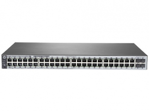 HP 1820-48G-PoE+ 370W 48-Port Gigabit Web Managed Switch + 4 SFP Ports