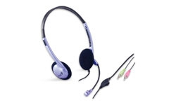 Genius Headset/Microphone HS-02B