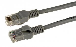 Dynamix 1.5M CCA Patch Lead, Cat 5E, Beige Colour, T568A Specification