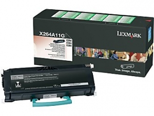 Lexmark X264A11G Black Toner Cartridge