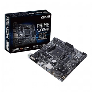 Asus Prime A329M-K AMD Socket AM4 mATX Motherboard