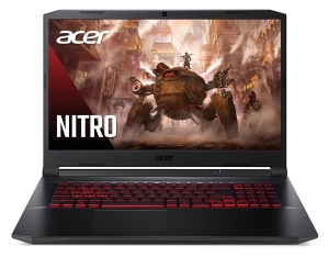 Acer Nitro 5 17.3 Inch Ryzen 5 5600H 4.20GHz 16GB RAM 512GB SSD GeForce RTX3060 Laptop with Windows 10 Home + Go in the draw to WIN $1,000 Elive Voucher