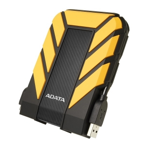 ADATA HD710P Durable 1TB USB 3.1 External Hard Drive - Yellow