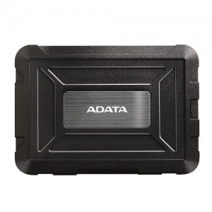 ADATA ED600 Rugged USB3.0 2.5 Inch HDD Enclosure - Black