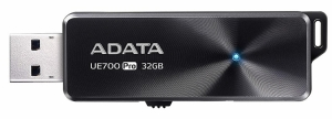 ADATA UE700 Pro 32GB USB 3.2 Flash Drive - Black
