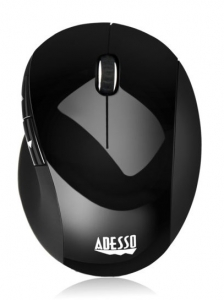 Adesso iMouse E55 Wireless Right Handed Vertical Ergonomic Mouse