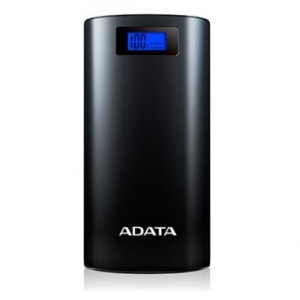 ADATA P20000D 2.1A 20000mAh Power Bank with LCD Display