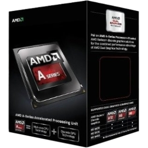 AMD A8-6600K Quad-core (4 Core) 3.90 GHz FM2 Processor