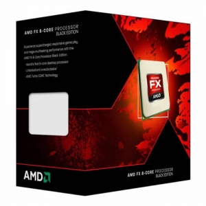 AMD FX8320 CPU Socket AM3+ 3.5GHz 8MB 125W 8 Core Processor