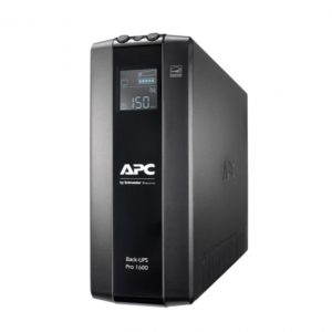 APC Back UPS Pro BR 1600VA 960W 8 Outlet Line Interactive Tower UPS
