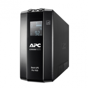 APC Back UPS Pro BR 900VA 540W 6 Outlet Line Interactive Tower UPS