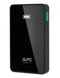 APC Mobile Power Pack 5000mAh Li-polymer - Black