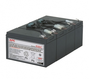 APC Number 8 Replacement Battery Cartridge