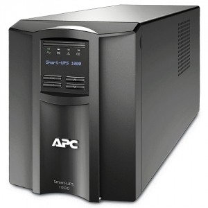 APC by Schneider SMART-UPS 1000VA LCD 230V