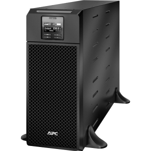 APC Smart-UPS SRT 6000VA 6000W 10 Outlet Online Double Conversion 4RU Rack/Tower UPS