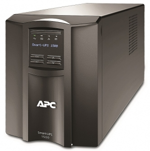 APC Smart-UPS 1500VA 1000W Line Interactive Tower UPS