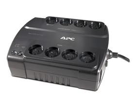 APC Power Saving Backup UPS ES - 8 Outlet 550VA, 230