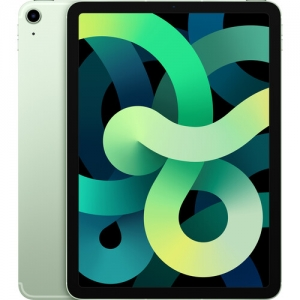 Apple iPad Air (4th Gen, 2020) 10.9 Inch A14 Bionic Chip 256GB Storage Wi-Fi Tablet with iPadOS 14 - Green