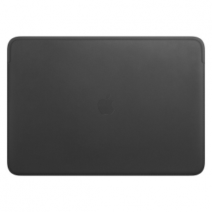 Apple Leather Sleeve for 16 Inch MacBook Pro - Black