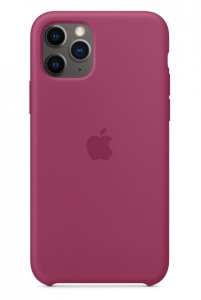 Apple Silicone Case for iPhone 11 Pro - Pomegranate