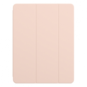 Apple Smart Folio Case for iPad Pro 12.9 Inch (3rd & 4th Gen) - Pink Sand