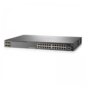 Aruba 2930F-24G-PoE+-4SFP+ 24 Port Layer 3 Gigabit PoE+ Managed Switch + 4 x SFP+