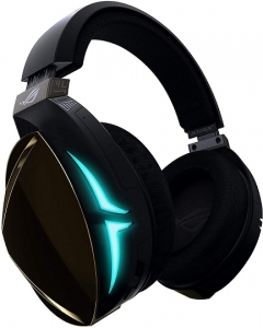 ASUS ROG Strix Fusion 500 USB Over The Ear Wired Stereo Gaming Headset with RGB lighting