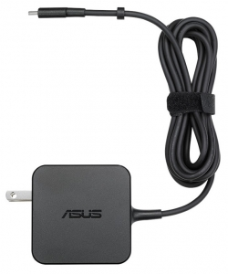 Asus AC65-00 65W USB-C Charger with Power Cord