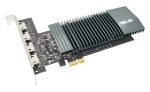 Asus GeForce GT 710 2GB GDDR5 Graphic Card with 4x HDMI Ports