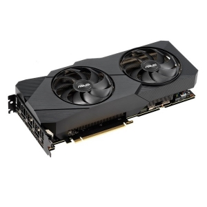 Asus Dual GeForce RTX 2070 SUPER EVO OC 8GB GDDR6 NVIDIA Video Card - 1x HDMI 3x DisplayPort