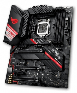 Asus ROG STRIX Z490-H GAMING Intel LGA 1200 Z490 ATX Gaming Motherboard