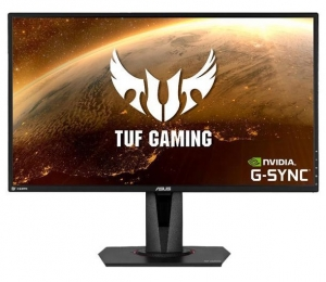 Asus TUF VG27AQ 27 Inch 2560 x 1440 2K 1ms 350nit IPS Gaming Monitor with Speakers - HDMI DisplayPort