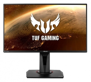 Asus TUF Gaming VG259Q 24.5 Inch 1920x1080 Full HD 1ms 144Hz 400nit FreeSync IPS Monitor with Speakers - HDMI, DisplayPort