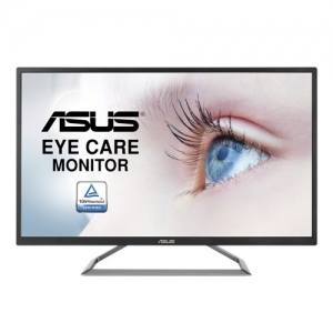 Asus VA32UQ 31.5 Inch 3840 x 2160 4K 4ms 310nit VA Eye Care Monitor with Speakers - HDMI DisplayPort