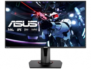 Asus VG279Q 27 Inch 1920 x 1080 1ms 400nit IPS Gaming Monitor with Speakers - HDMI DisplayPort DVI