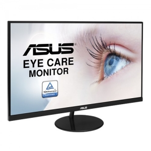 Asus VL279HE 27 Inch 1920 x 1080 5ms 250nit IPS Eye Care Frameless Monitor - HDMI VGA + FREE Monitor Cleaning Kit!