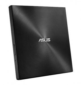 Asus ZenDrive U7M 8x DVD-RW USB 2.0 External Optical Drive - Black + 6 Month Kaspersky Internet Security license by redemption