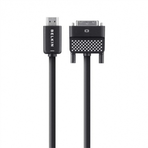 Belkin 1.8M HDMI to DVI Video Cable