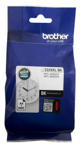Brother LC3329XLBK Black High Yield Ink Cartridge