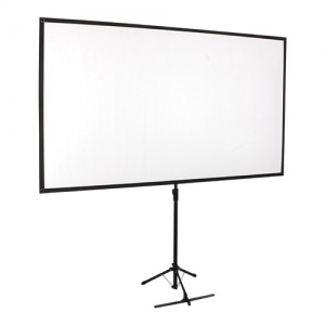 Brateck 80 Inch 16:9 Portable Projector Screen with Tripod