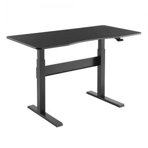 Brateck Height Adjustable Air Lift Sit-Stand Workstation