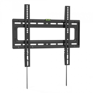 Brateck Economy Fixed Wall Mount Bracket for 32-55 Inch Curved & Flat Panel TVs or Monitors - Up to 50 kg