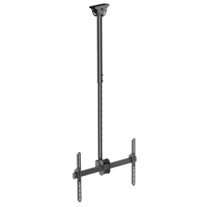 Brateck Ceiling Mount Bracket for 37-70 Inch Flat Panel TVs or Monitors - Up to 45kg per arm