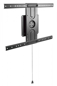 Brateck Rotating Wall Mount Bracket for 37-80 Inch Curved & Flat Panel TVs or Monitors - Up to 50kg