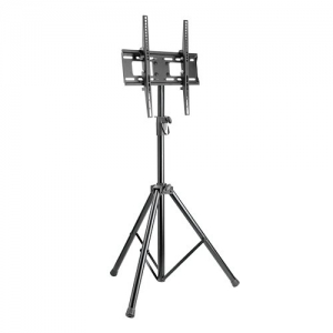 Brateck Tilting Tripod Floor Stand for 32-55 Inch Flat Panel TVs or Monitors - Up to 50kg