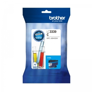Brother LC3339XL Cyan Super High Yield Ink Cartridge