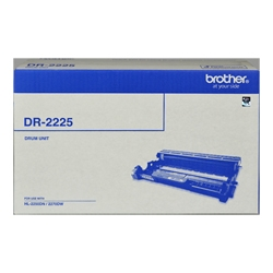 Brother DR2225 Black Drum Unit